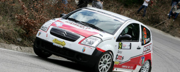 Citroen Racing Trophy isi numara castigatorii: Danny Ungur si Vlad Cosma urca pe podium