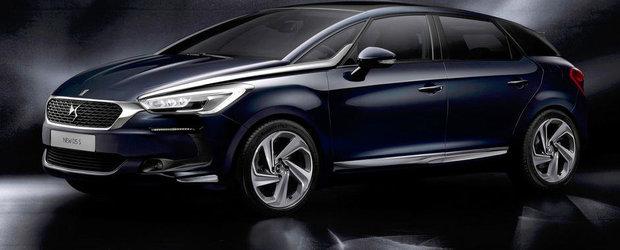 Citroen reimprospateaza gama DS5 pentru Salonul Auto de la Geneva