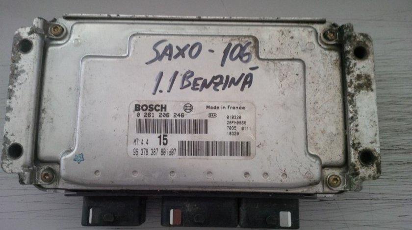 citroen saxo 1.1 9637838780 BOSCH 0261206246