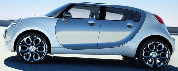 Citroen va dezvolta o gama low cost