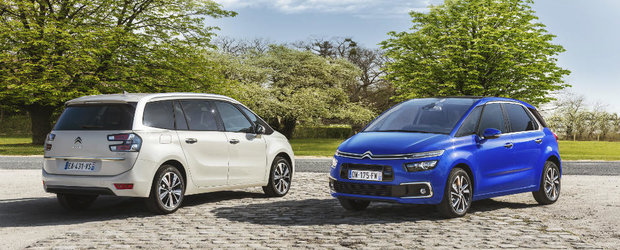 Citroen vine la Salonul Auto de la Paris cu 4 modele noi si doua concepte pentru a oferi o experienta auto unica