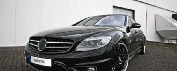 CL65 AMG by Vath - Monstrul de 745 CP si.. 1.150 Nm