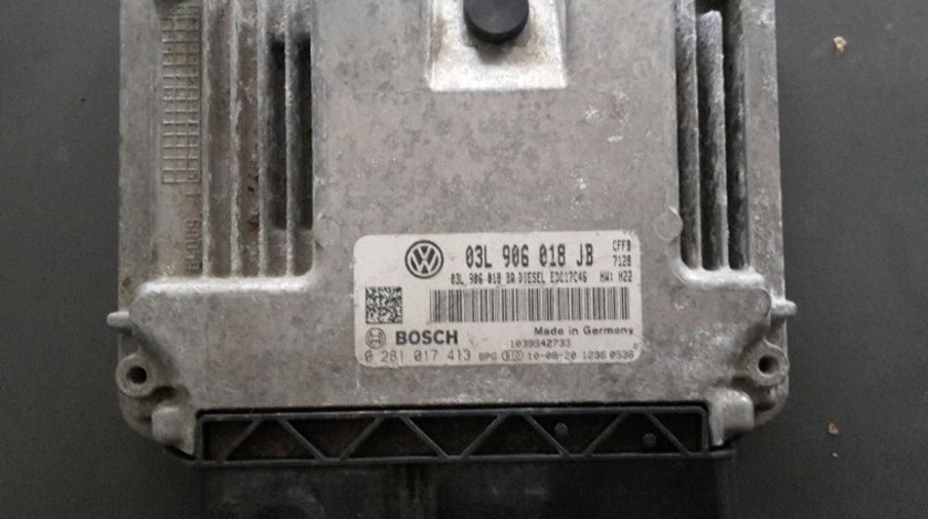 CLACULATOR MOTOR SKODA SUPERB 2.0 TDI CR 140 CP