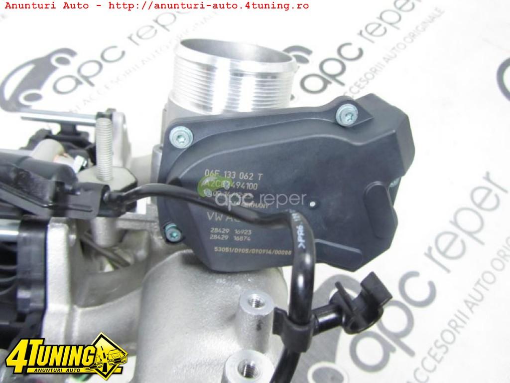 Clapeta Acceleratie Audi A4 8K A5 2 0TFsi cod 06F133062T