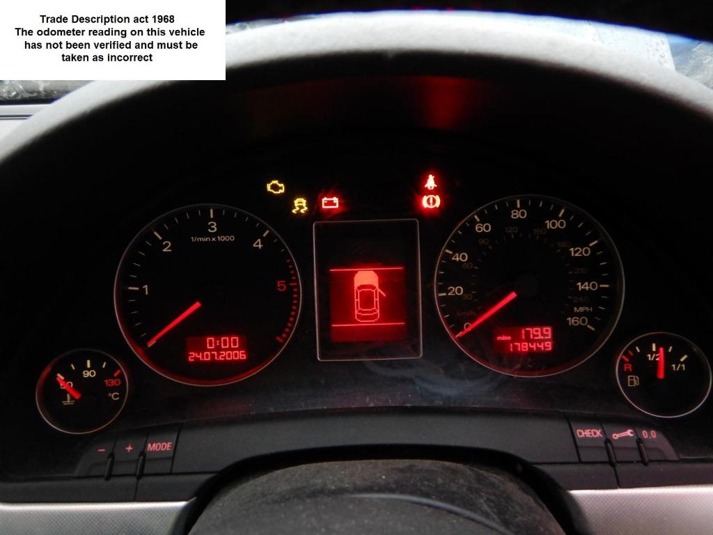 Clapeta acceleratie Audi A4 B7 2006 Break 2.0 IDT