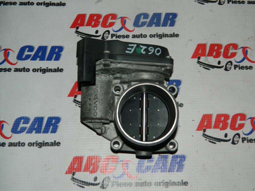 Clapeta acceleratie Audi A4 B7 8E 2.0 TFSI cod: 06F133062E model 2006