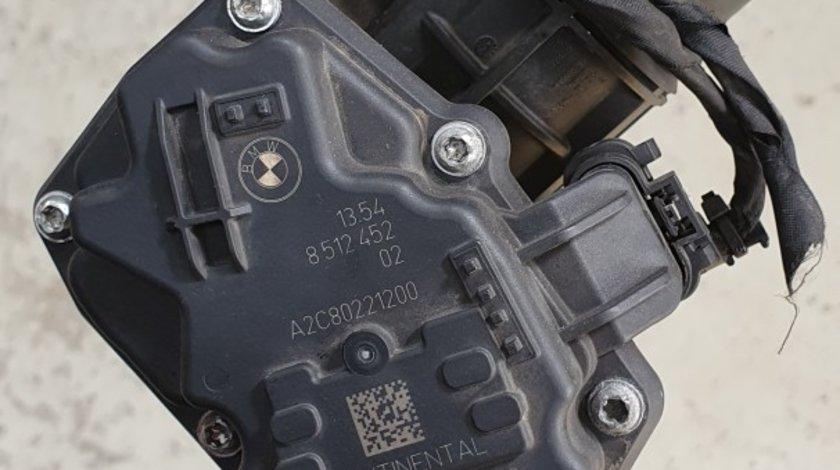 Clapeta acceleratie BMW X3 F25 X4 F26 2.0D B47D20A 2015 2016 2017