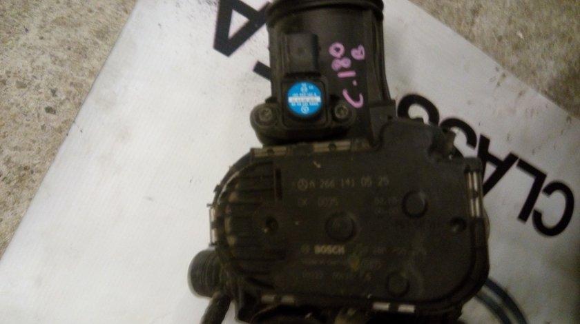 Clapeta acceleratie C180 Kompressor A2661410525