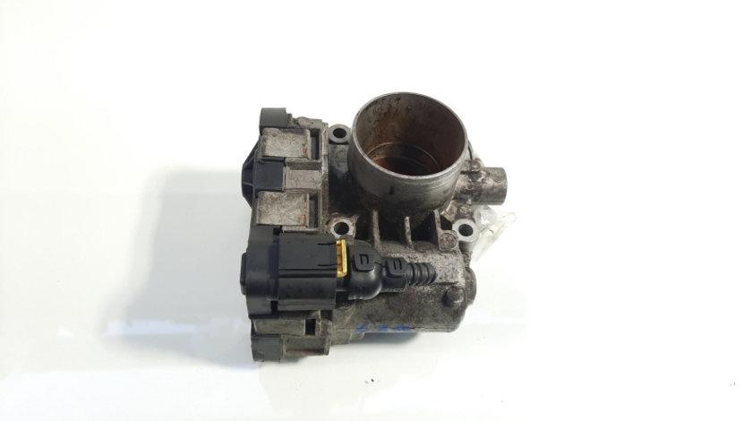 Clapeta acceleratie, cod 55192786, Fiat Grande Punto (199), 1.2 benz, 199A4000