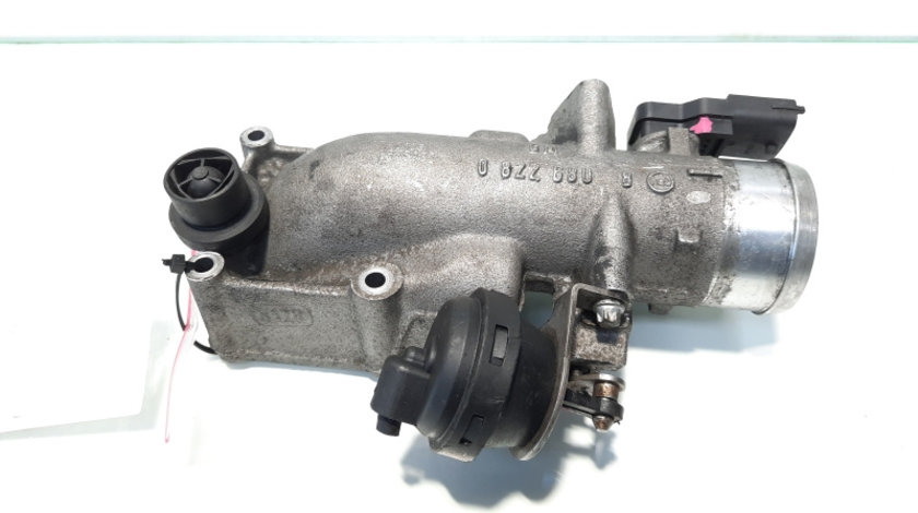 Clapeta acceleratie, cod 55350621, Opel Vectra B Combi (31), 2.2 DTI, Y22DTR (idi:460603)