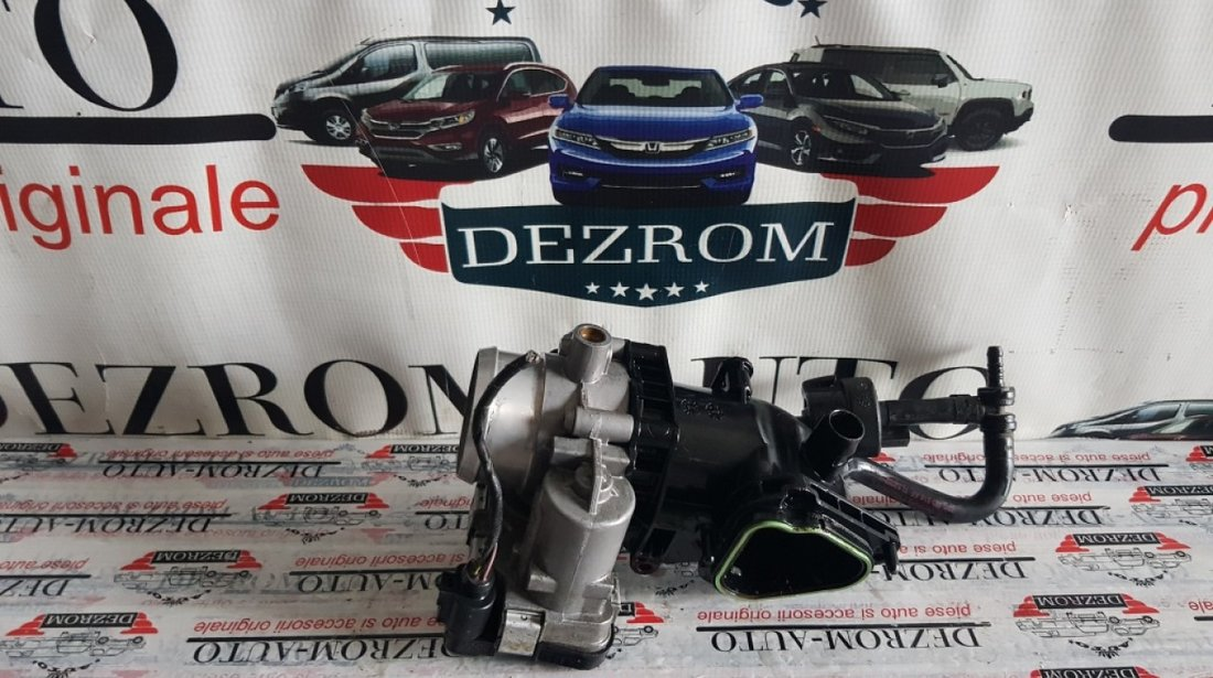 Clapeta acceleratie cu cot VW Passat B6 1.4TSi 122cp 03C133062D 03c129721b