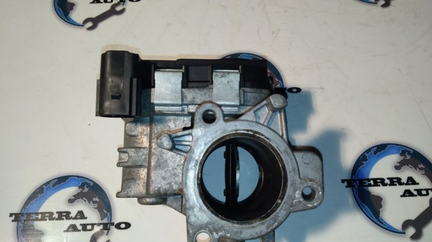 Clapeta acceleratie Fiat Punto 1.3 jtd Multijet - euro 5, 55kw 75 cp, cod motor 199A9000