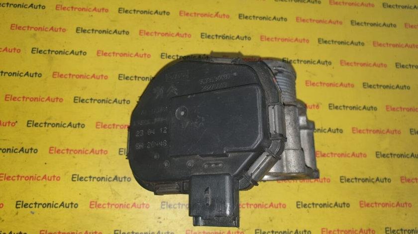Clapeta acceleratie Ford Fiesta 1.4 tdci 9673534480