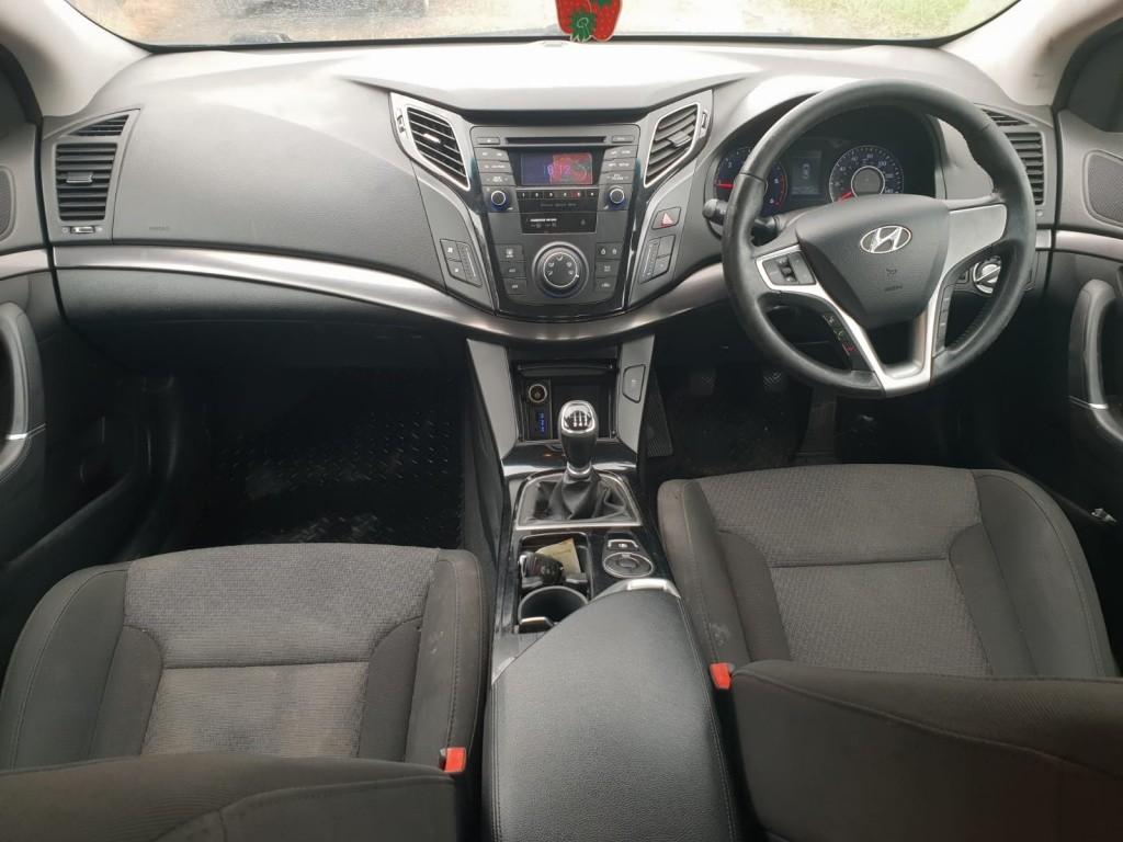 Clapeta acceleratie Hyundai i40 2012 hatchback 1.7 crdi d4fd
