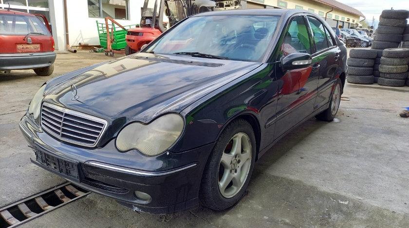 Clapeta acceleratie Mercedes C-Class W203 2002 Berlina 2.2
