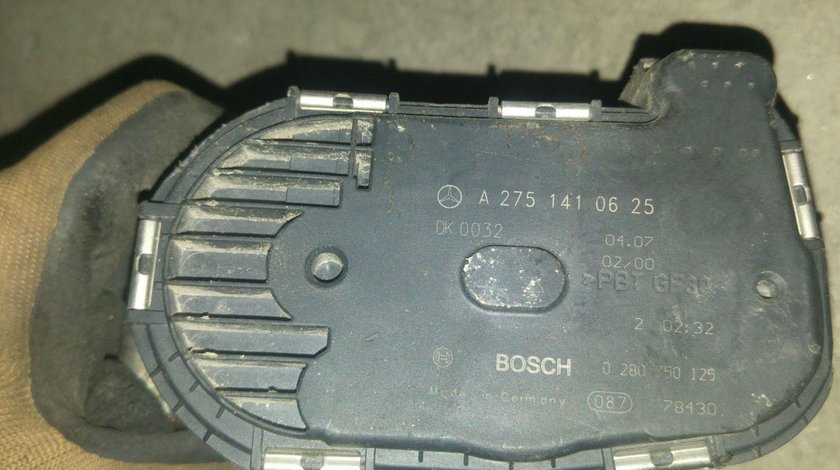 Clapeta acceleratie Mercedes Cod A2751410625 S600, S65AMG, CL600