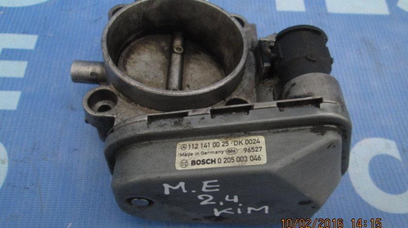 Clapeta acceleratie Mercedes E240 W210