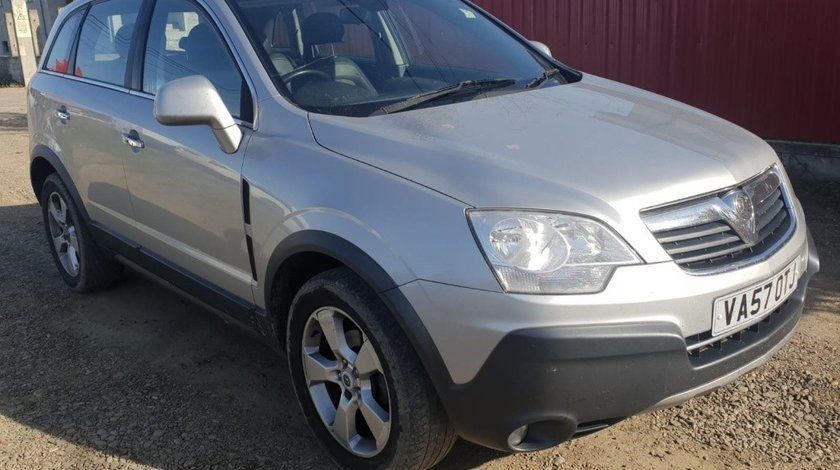 Clapeta acceleratie Opel Antara 2007 2X4 2.0 cdti z20s
