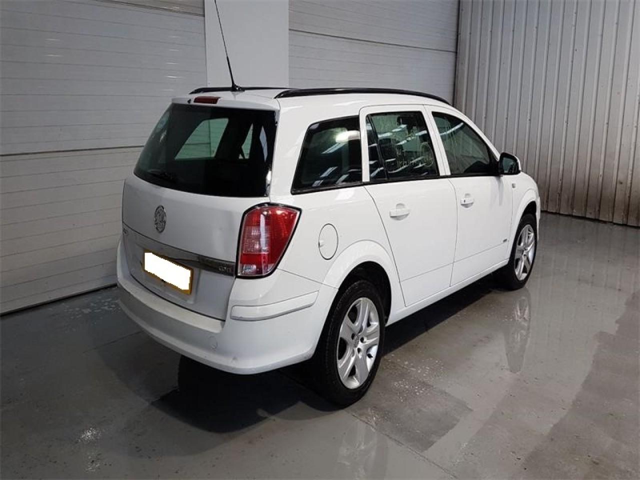 Clapeta acceleratie Opel Astra H 2010 Break 1.3 CDTi