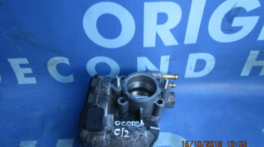 Clapeta acceleratie Opel Corsa C 1.2i; 9157512