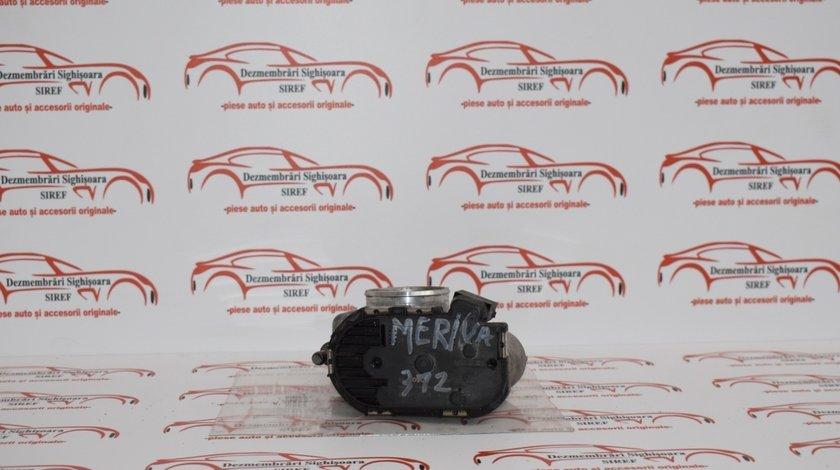 Clapeta acceleratie Opel Meriva 1.4 benzina 2004