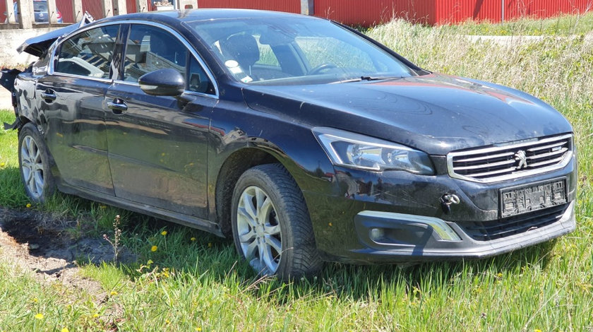 Clapeta acceleratie Peugeot 508 2016 berlina 1.6 blue HDI