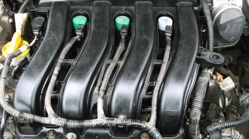 Clapeta acceleratie Renault Megane 2 1.6 16v cod K4M-D8 82 kw 112 cp 2006-2010
