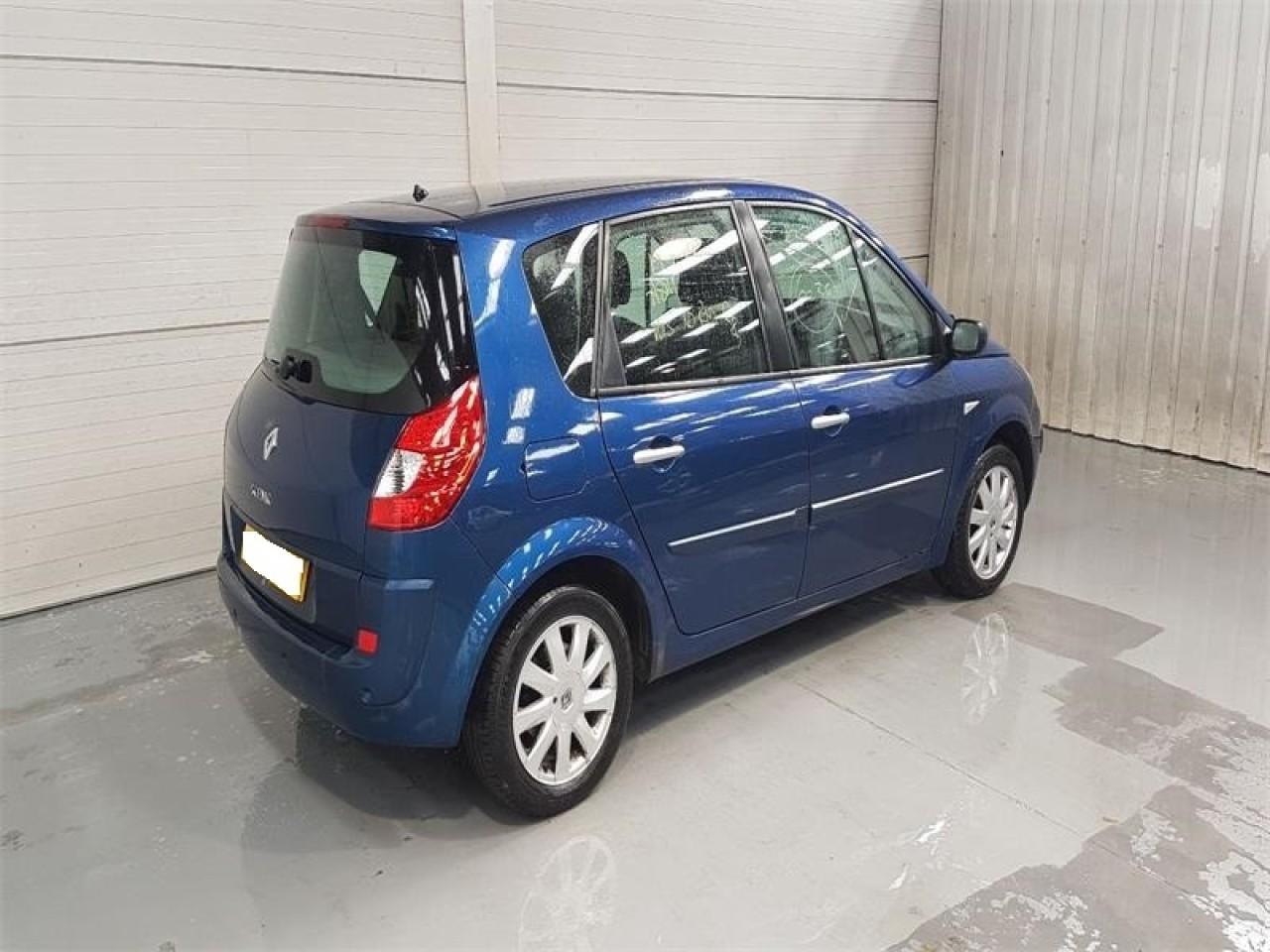 Clapeta acceleratie Renault Scenic 2009 Hatchback 1.6 i