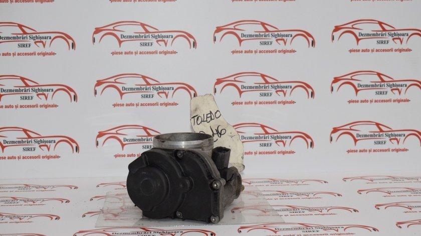 Clapeta acceleratie Seat Toledo 2.3 benzina 1999
