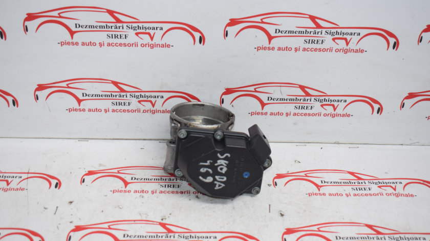 Clapeta Acceleratie Skoda Roomster 1.9 2.0 TDI 03G128063A 469