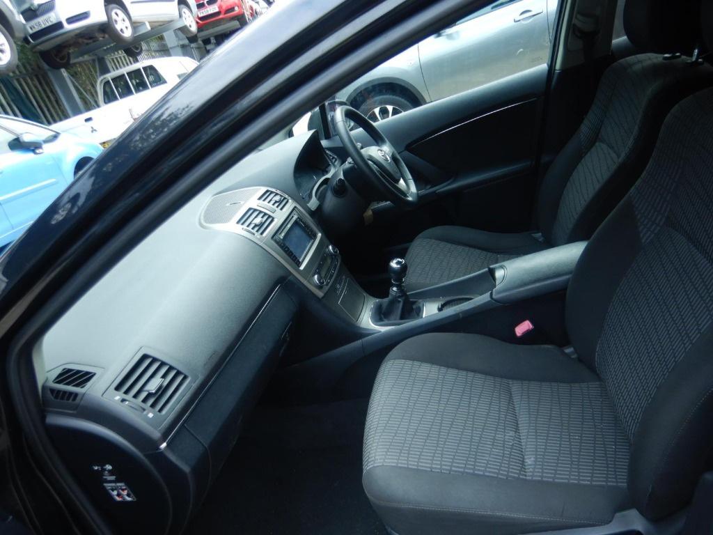 Clapeta acceleratie Toyota Avensis 2010 Break 2.0 D
