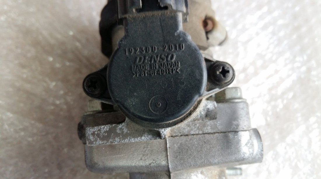 Clapeta acceleratie toyota yaris avensis 1.4 d 192300-2010
