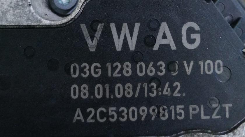 Clapeta Acceleratie Volkswagen 1.9 / 2.0 TDI 03G128063J, A2C53099815