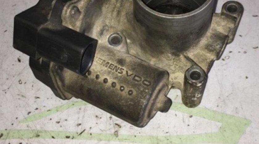 Clapeta Acceleratie Volkswagen POLO IV (Typ 6Q/9N/9N3; 2002–2009) 03C133062B 02C53030790