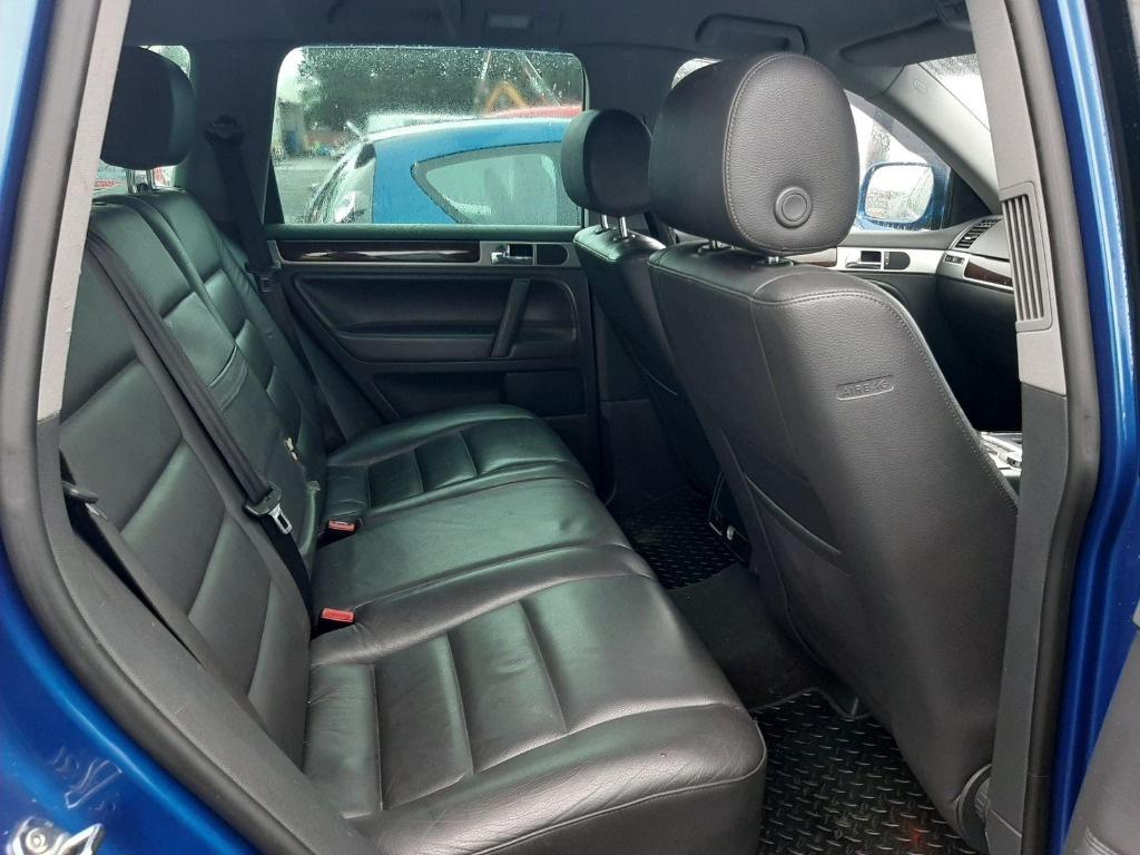 Clapeta acceleratie Volkswagen Touareg 7L 2006 SUV 2.5 TDI