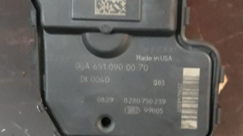 Clapeta admisie Mercedes E220 W212 2015