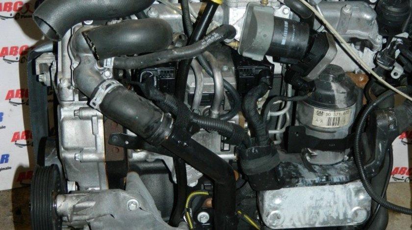 Clapeta admisie Opel Vectra C 2.2 Diesel cod: 08226803 model 2002 - 2008