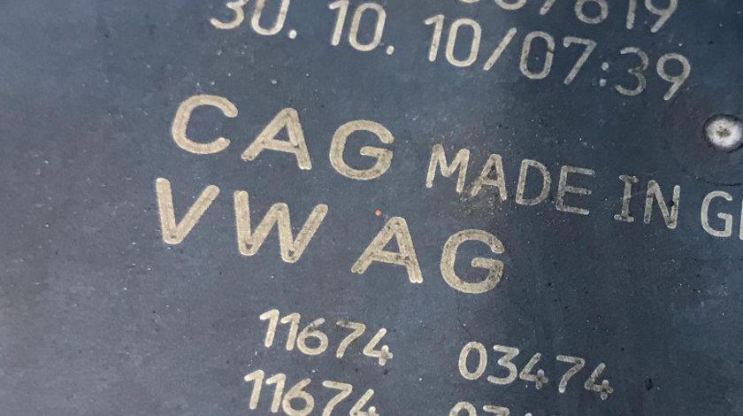 Clapete acceleratie admisie VW AG 1.4fsi cod: 03C133062S A2C53367619 euro 5 motor tip CGG