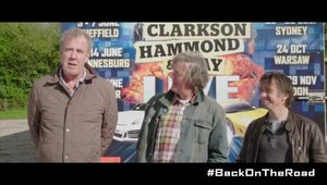 Clarkson, Hammond si May - noul show TV