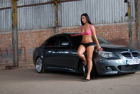 Clean Tuning: BMW E60 by RedZone Tuning
