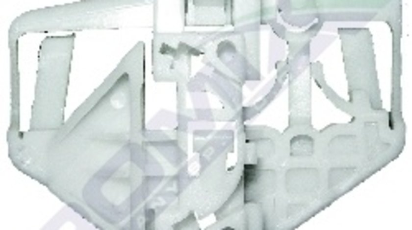 Clema Mecanism ridicare geam Citroen Berlingo, Peugeot Partner 1996-2008, reparatie macara electrica Fata , Stanga / Dreapta , pentru sina partea stanga