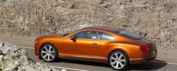 Clientii Bentley pot alege: una sau doua turbine pentru motorul lui Continental