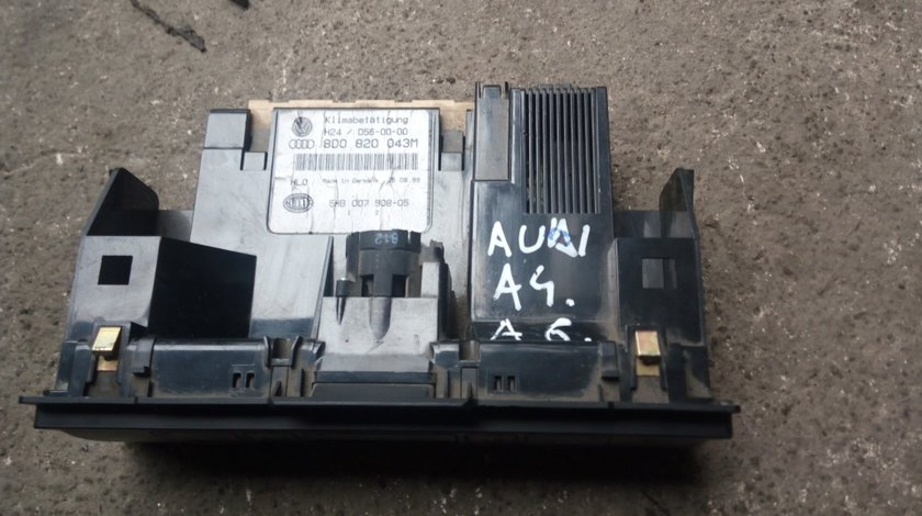 Climatronic Audi A4 8DO 820 043M
