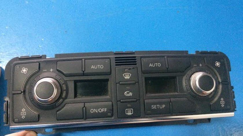 Climatronic Audi A8 D3 4E an 2003 - 2010 cod 4E0820043F