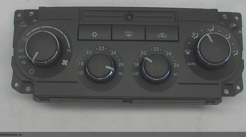 Climatronic Jeep Grand Cherokee 2008