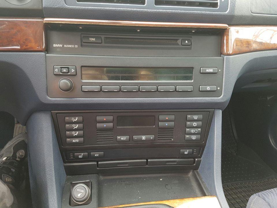 Climatronic pentru BMW e39