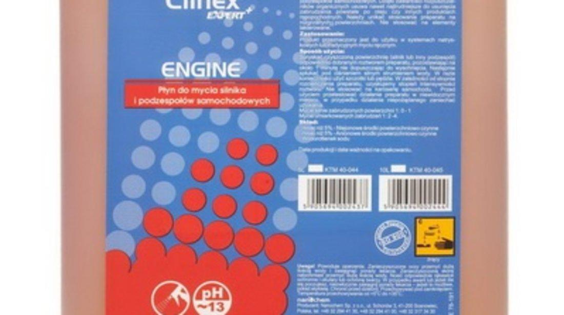 Clinex engine ts solutie curatat motorul 5L