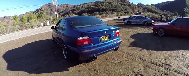 Clipul ASTA ne aduce aminte de ce iubim BMW-ul M5 E39