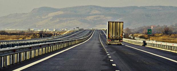 CNADNR loveste din nou: 3 kilometri de autostrada in 22 de luni
