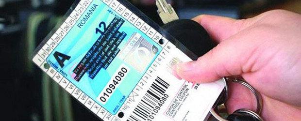CNADNR ofera detalii despre modificarea informatiilor gresite trecute pe rovinieta